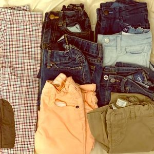 Mixed Jeans ( 8 pairs mixed jeans)